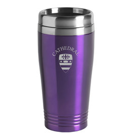 TRAVEL MUG-CATH PUR