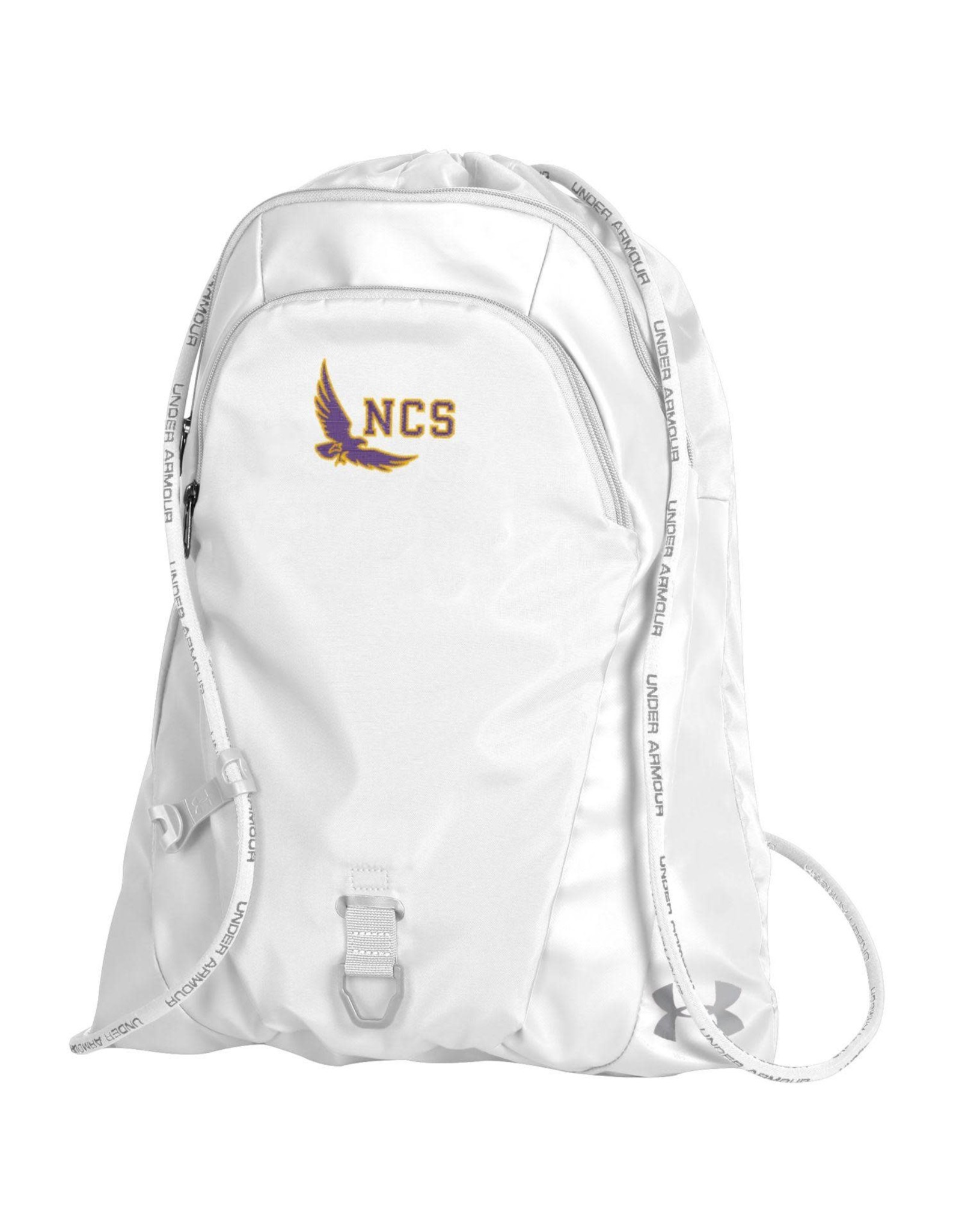 SACKPACK-WHITE W/ NCS EAGLE