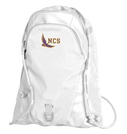 SACKPACK-WHITE W/ NCS EAGLE