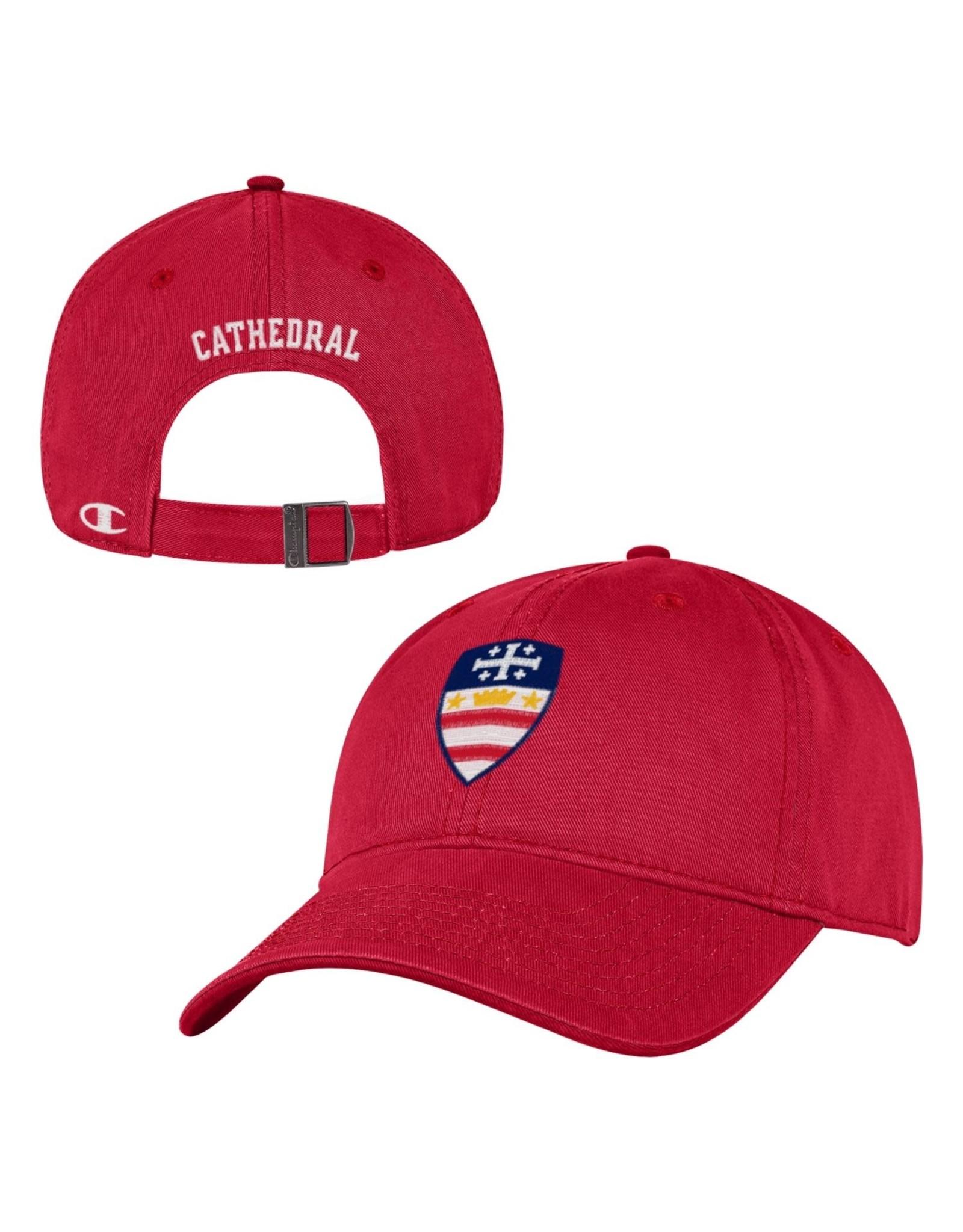 HAT-NCS CREST-SCARLET