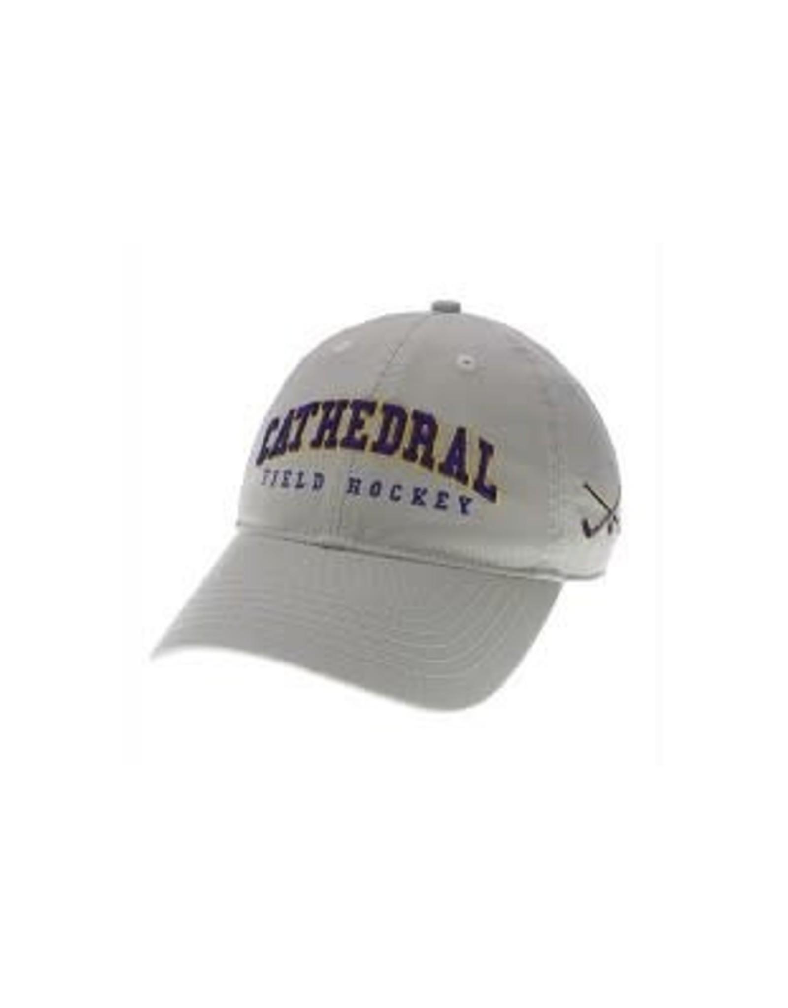 HAT-LEGACY-TAN FIELD HOCKEY