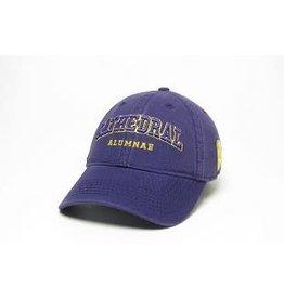 HAT-LEGACY-PUR ALUMNAE