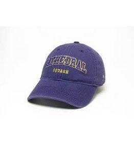 HAT-LEGACY-PUR SQUASH
