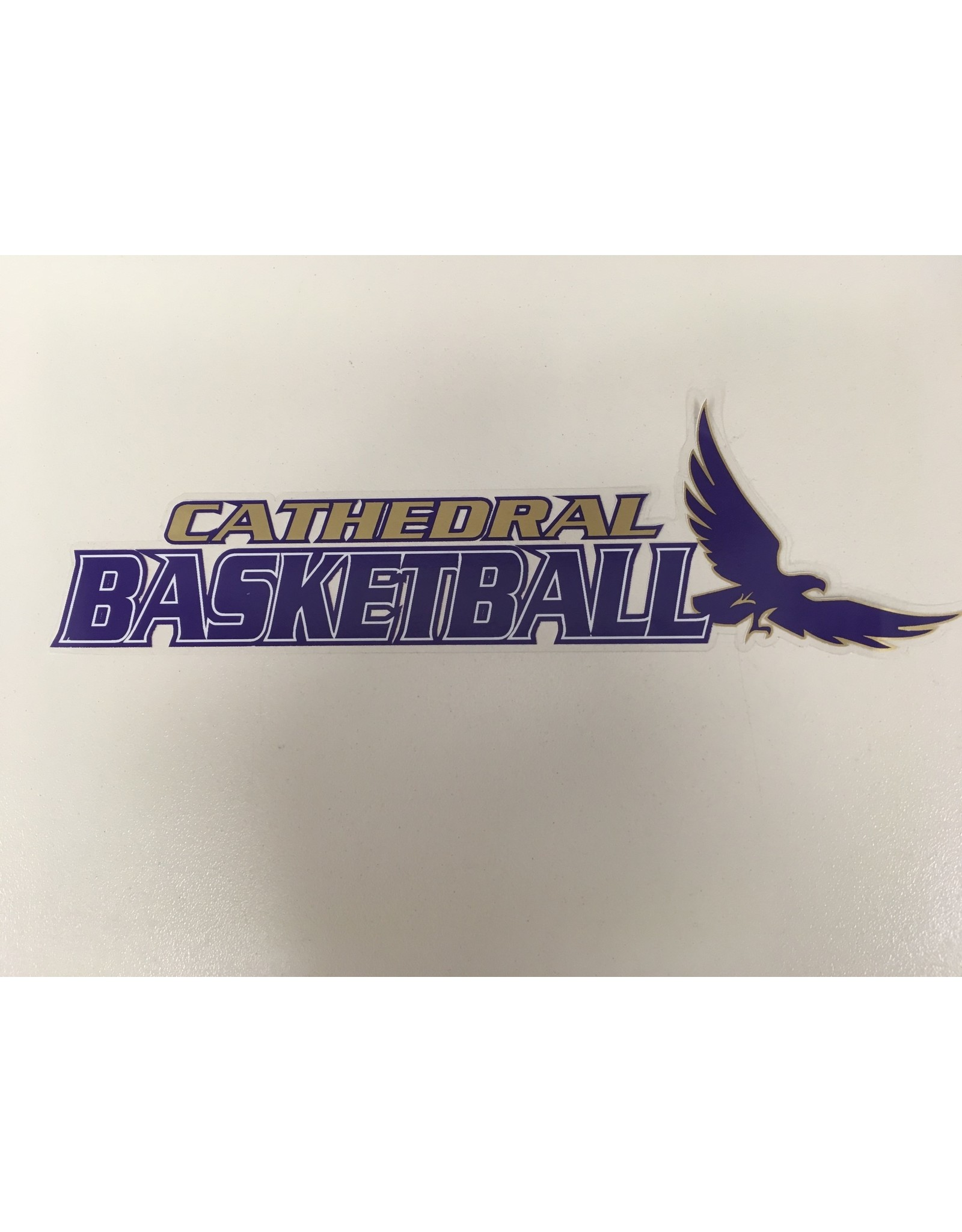 DECAL-CATHEDRAL SPORTS