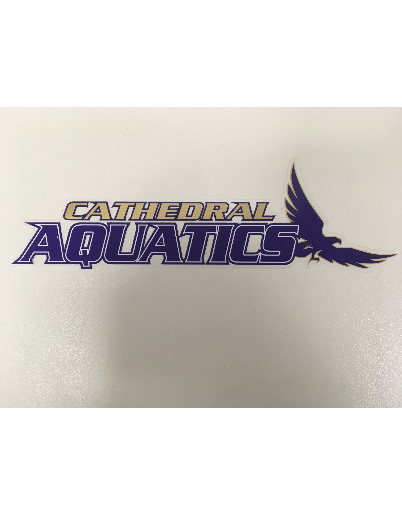 DECAL-CATHEDRAL AQUATICS