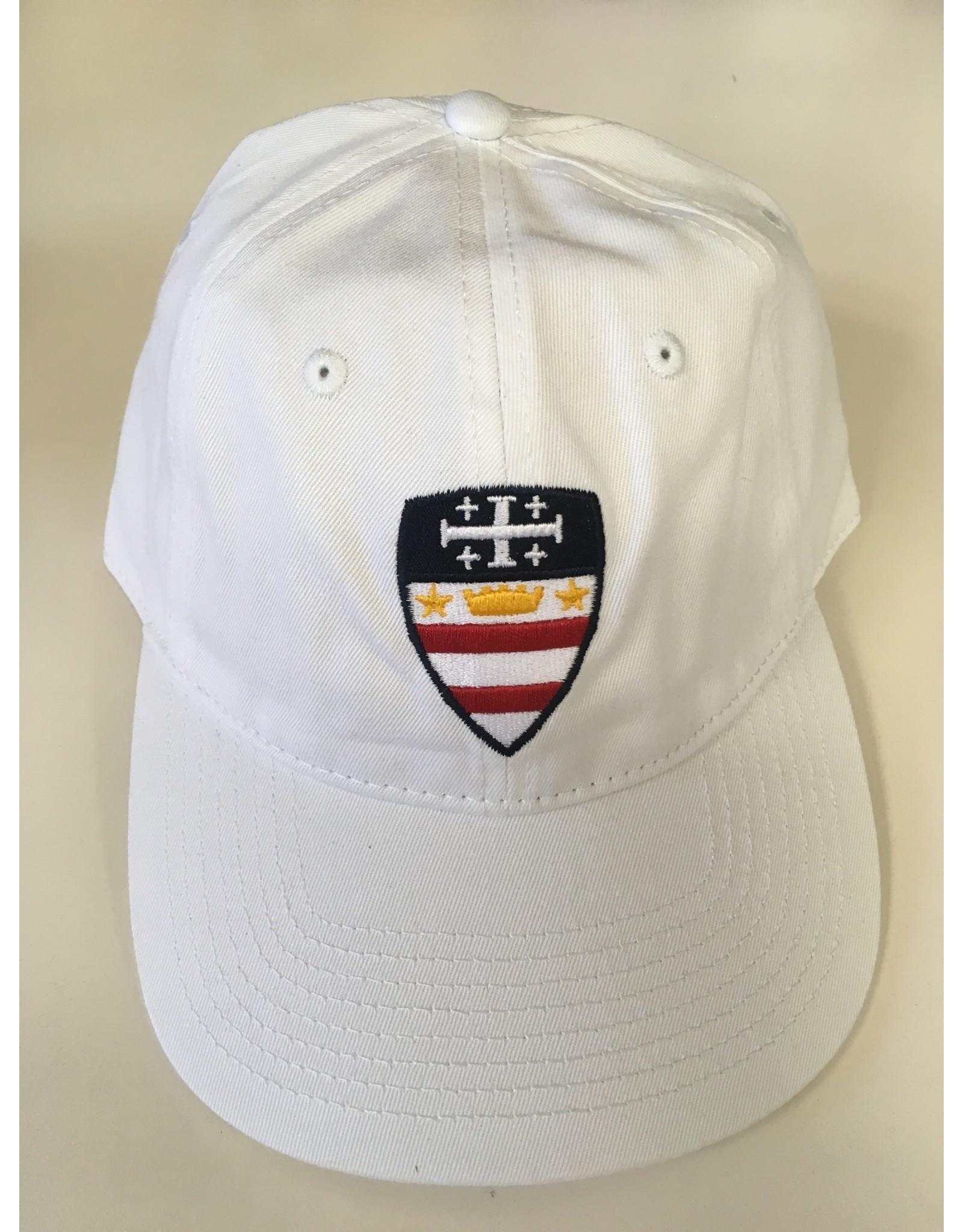 HAT-NCS CREST-WHITE