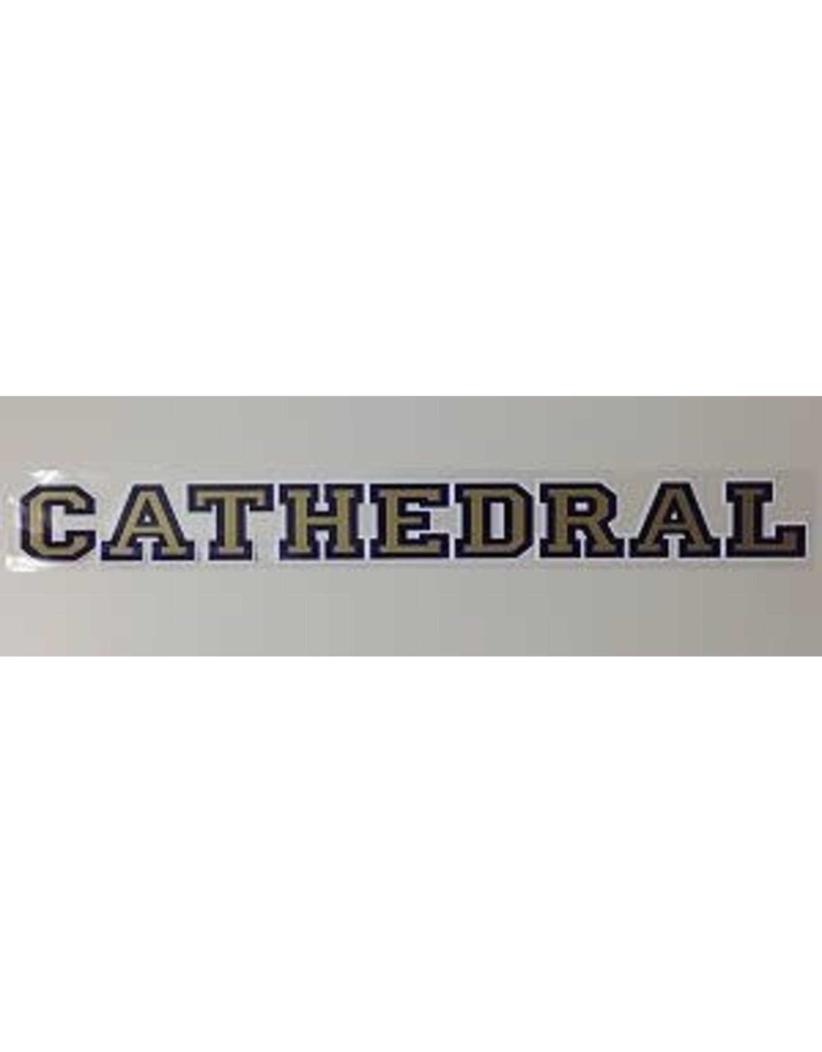 DECAL-CATHEDRAL