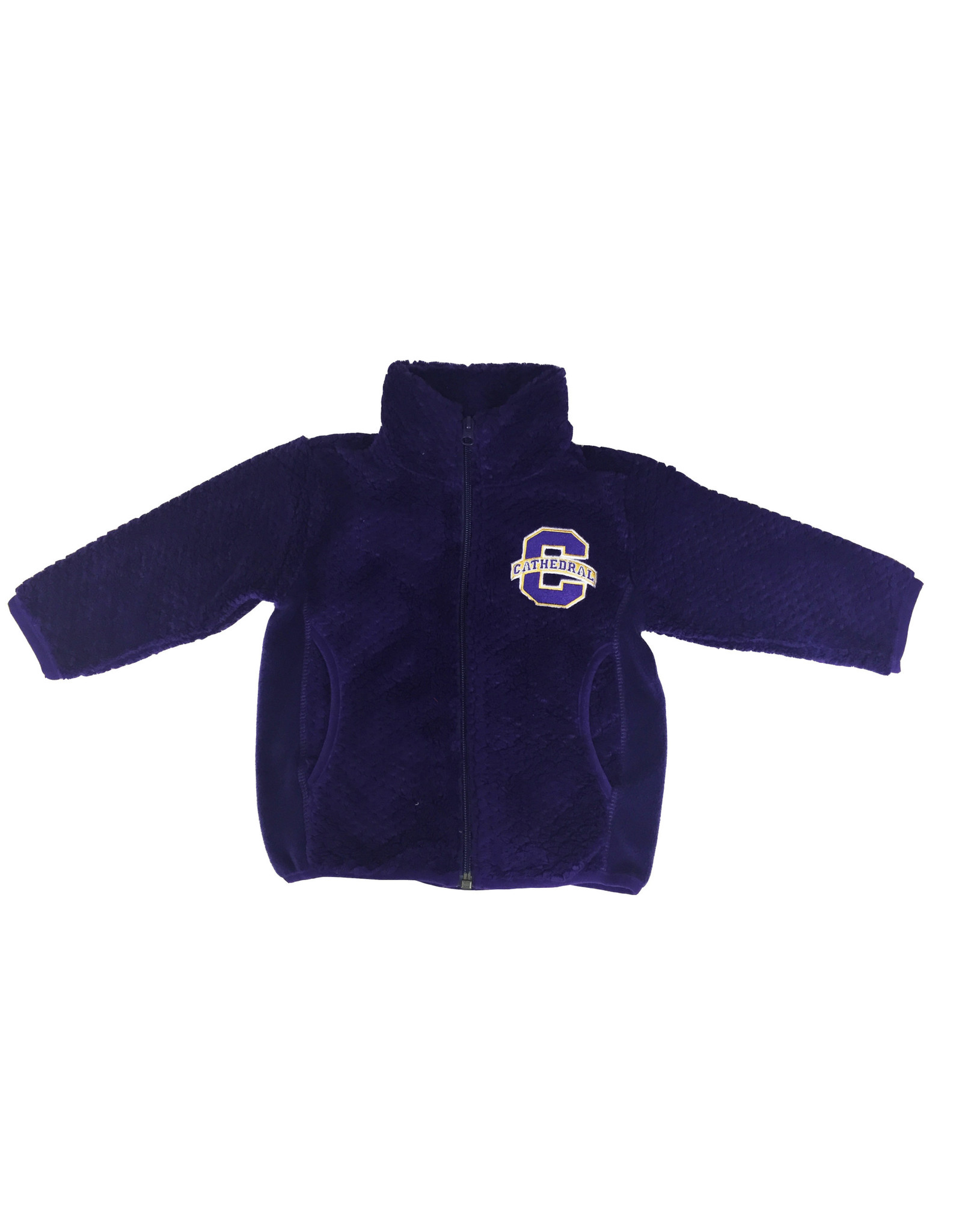 JACKET-FLEECE PURPLE