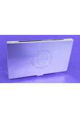 BUSINESS CARD CASE-SILVER NCS