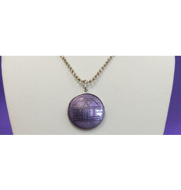 NCS MEDALLION-HEARST PURPLE