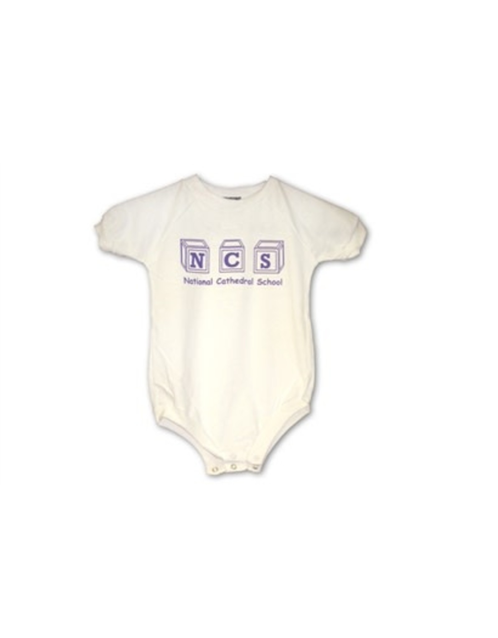 BABY ONESIE W/NCS BLOCKS