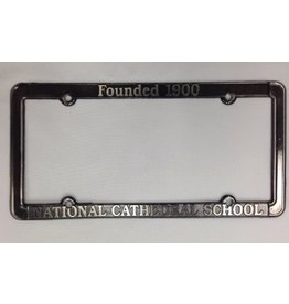 LICENSE PLATE FRAME-NCS