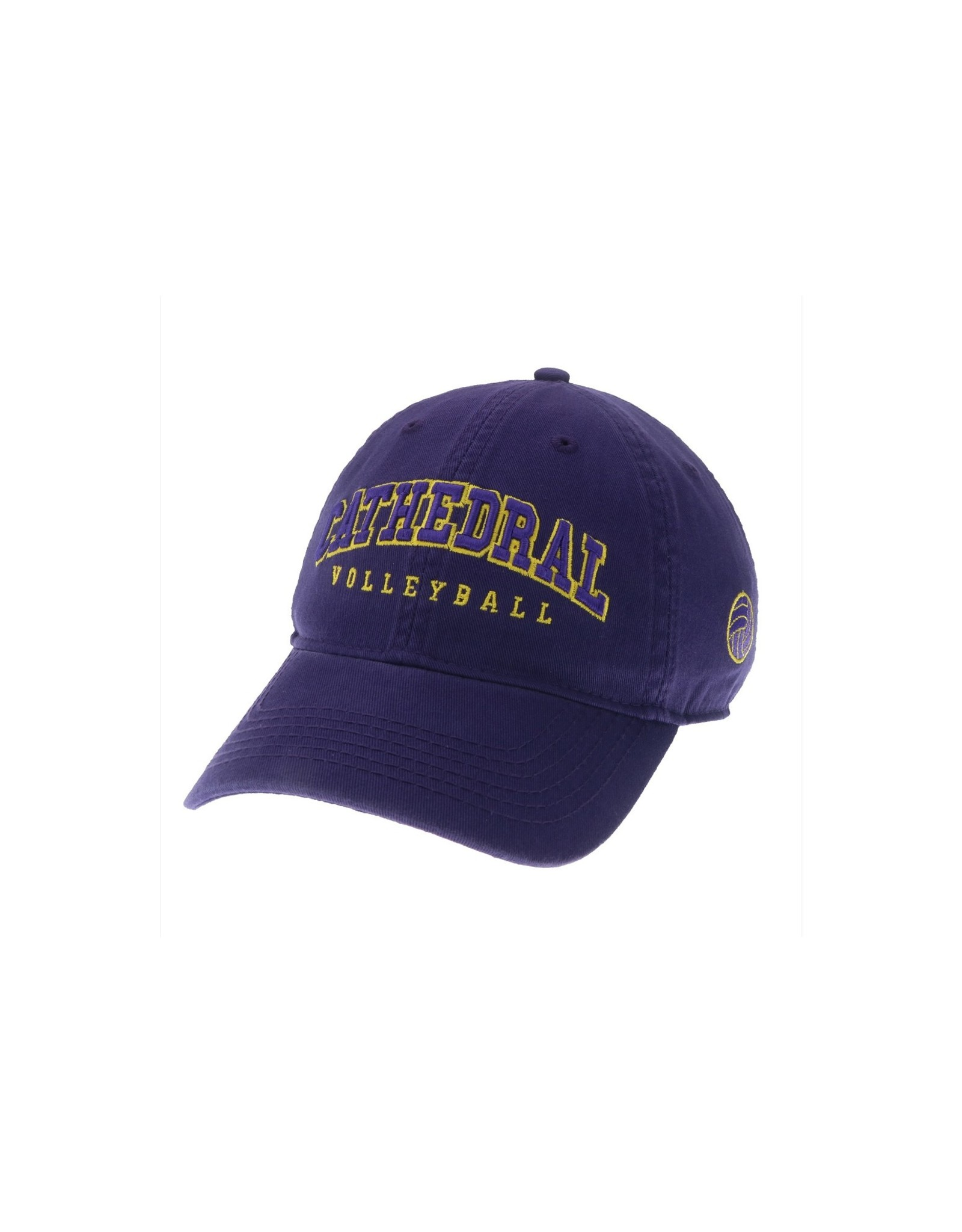 HAT-LEGACY-PUR VOLLEYBALL