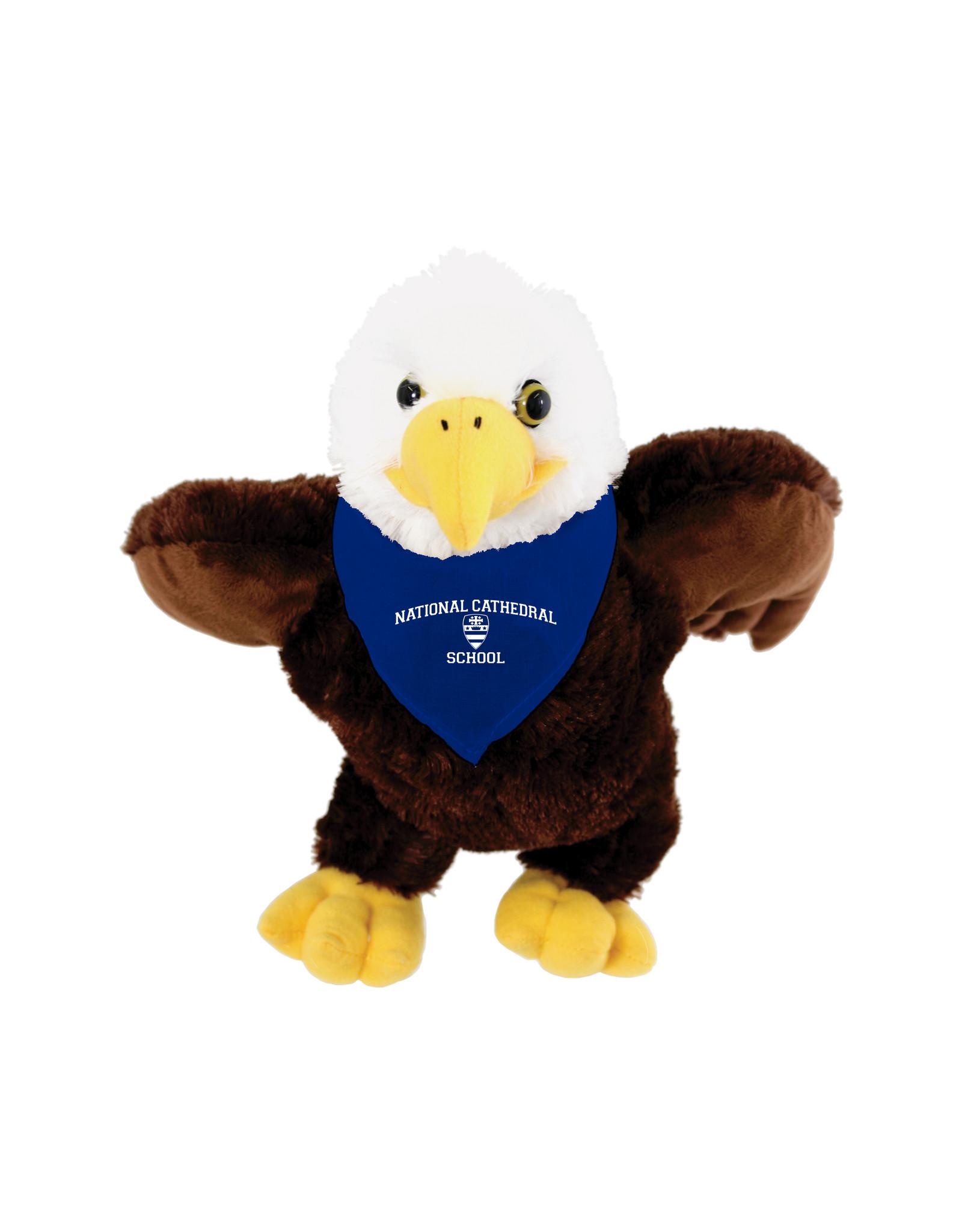 Eagle W/NAVY BANDANA