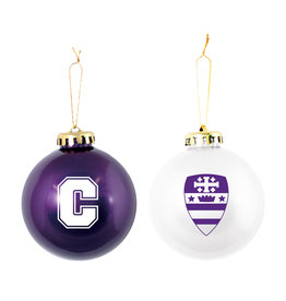 NCS HOLIDAY ORNAMENT 2-PACK