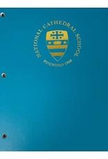 Spiral Notebook -NCS crest