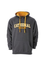 SWEATSHIRT HOODIE-ADULT CATH EAGLES