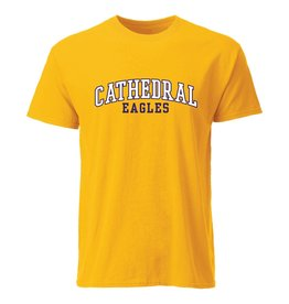 TSHIRT-ADULT CATH EAGLES