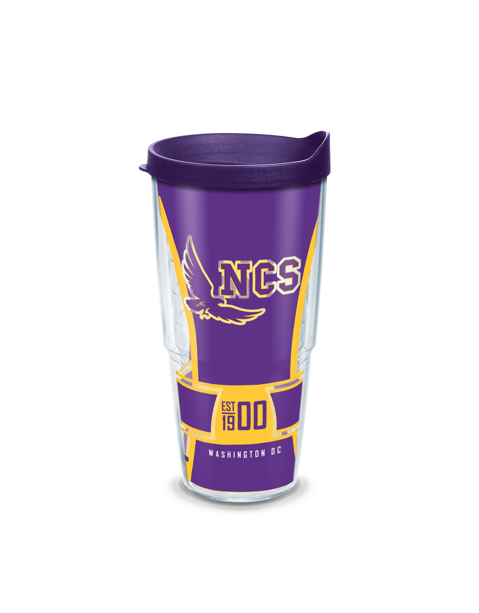 TERVIS TUMBLER WITH LID NCS SPIRIT