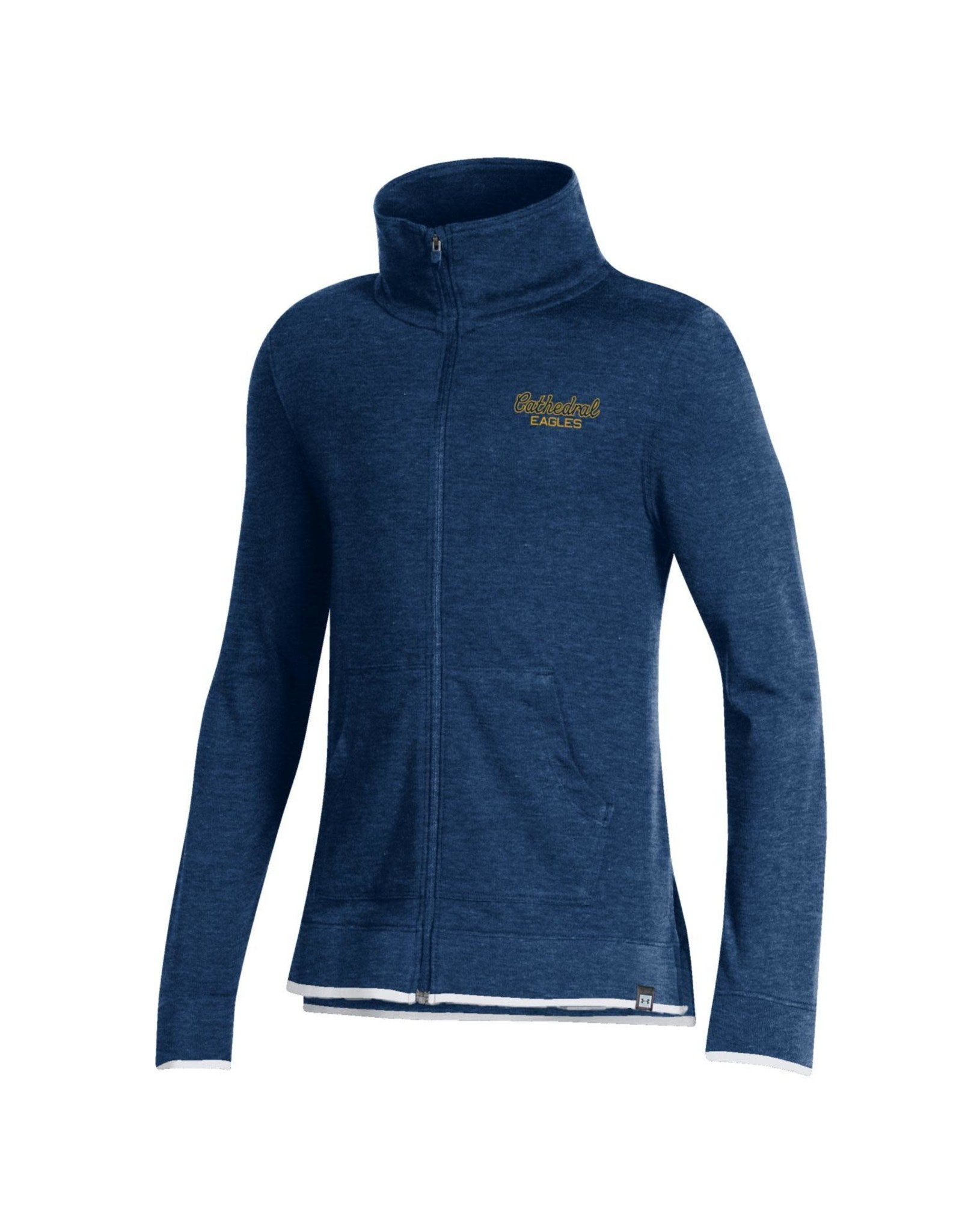 FULL ZIP YOUTH COTTON LAYER