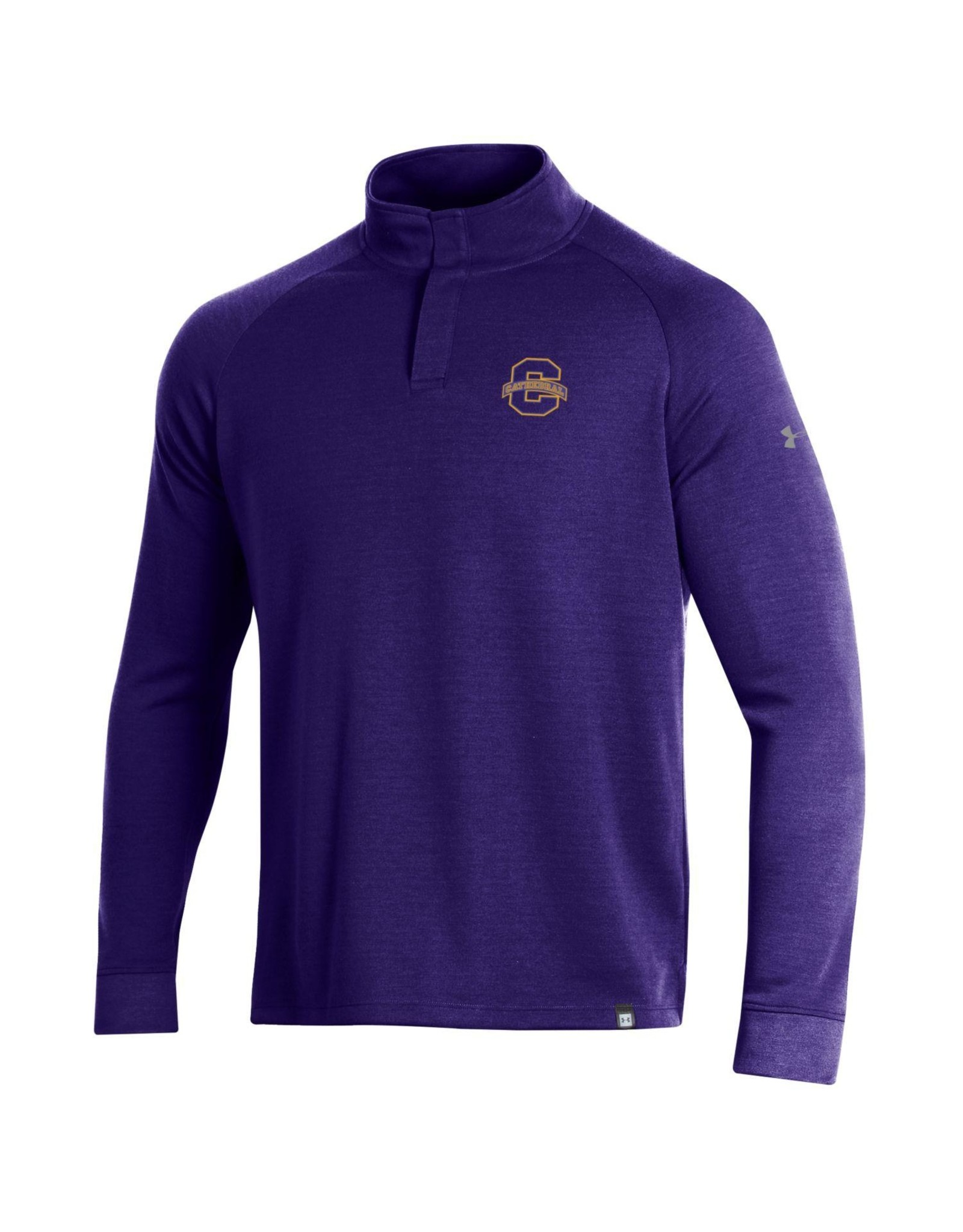 1/4 SNAP MENS LONG SLEEVE