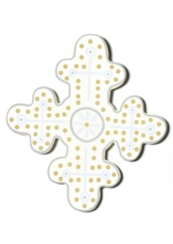 Happy Everything Neutral Cross Mini Attachment