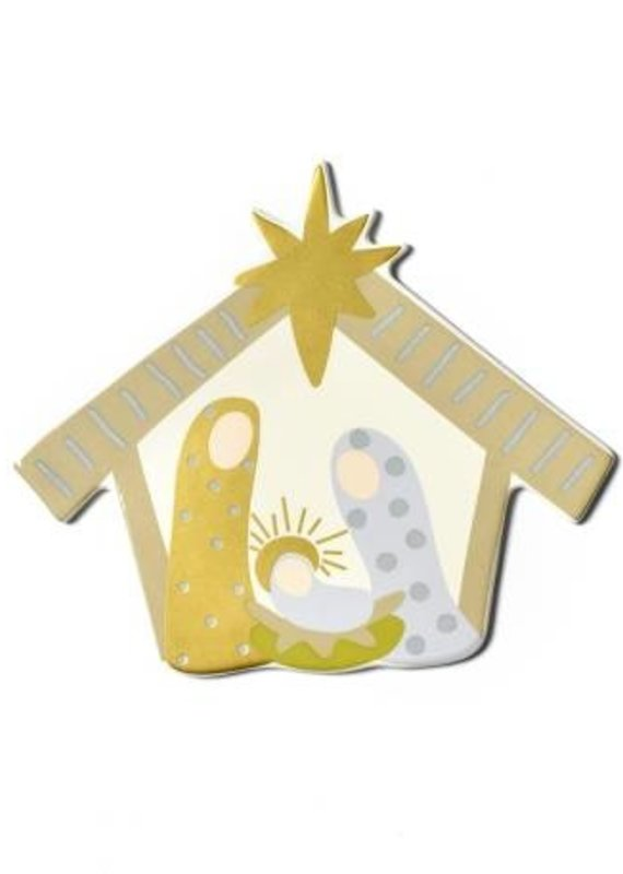 Happy Everything Nativity Mini Attachment