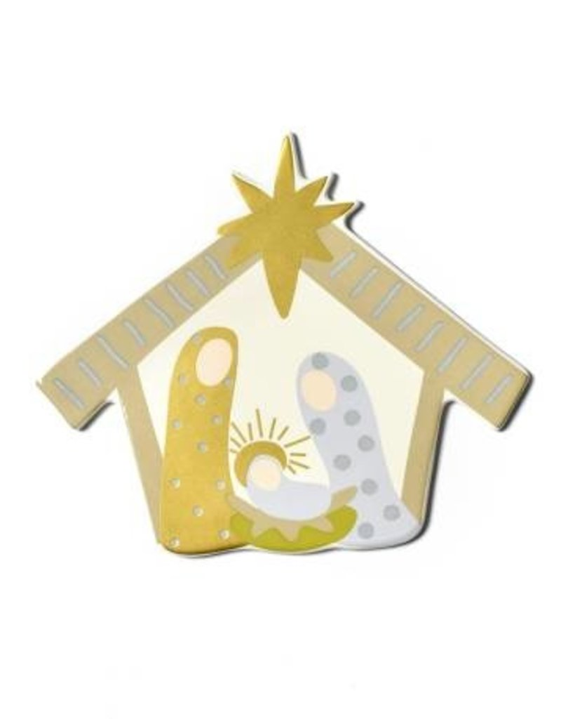 Happy Everything Nativity Big Attachment