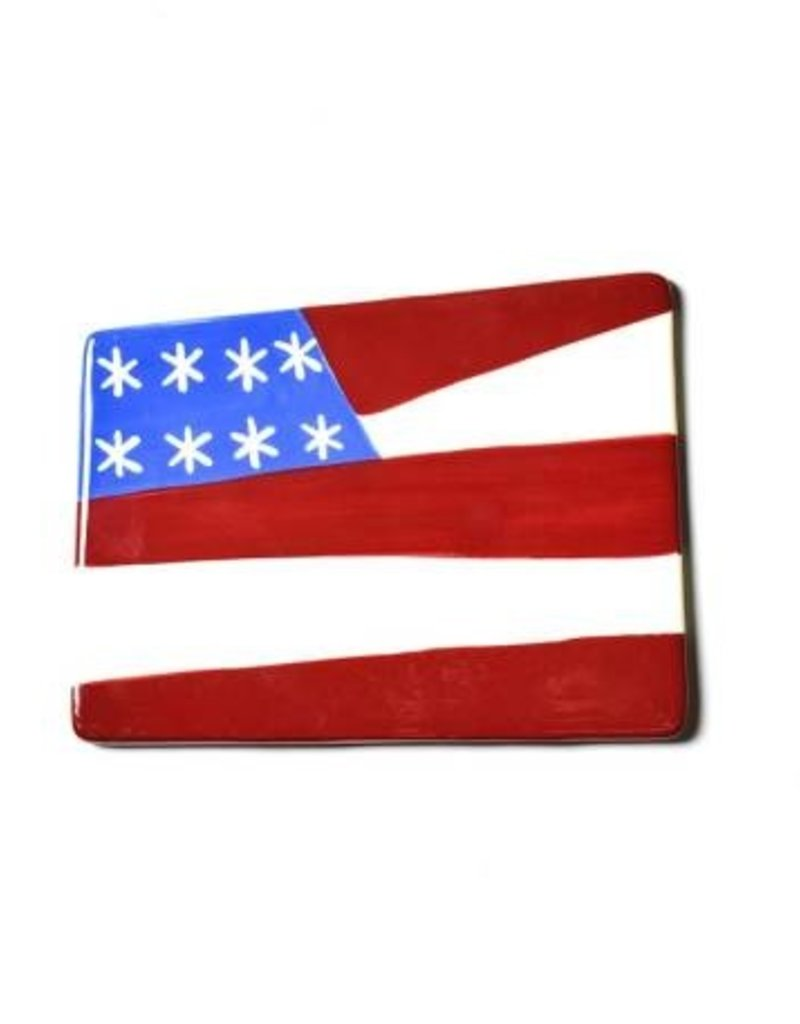 Happy Everything Flag Big Attachment