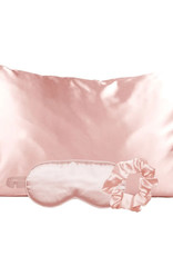 Kitsch Satin Sleep Set- Blush