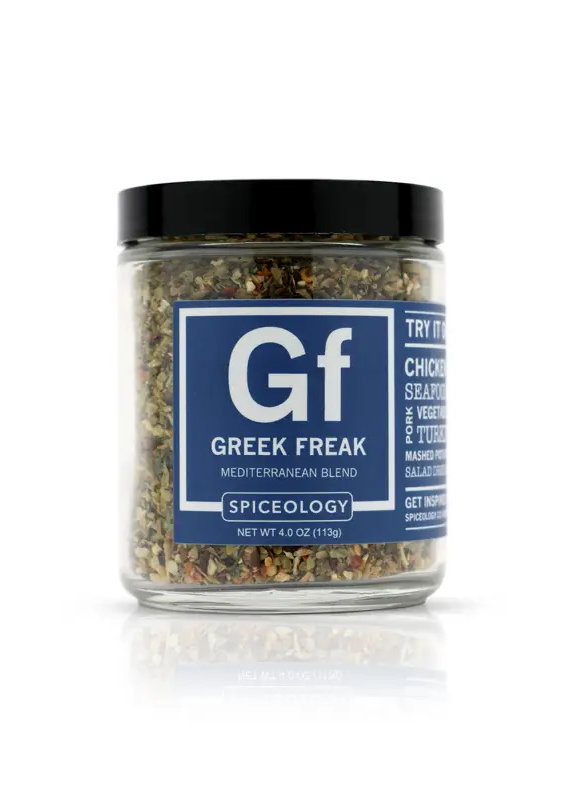 Greek Freak | Mediterranean Rub