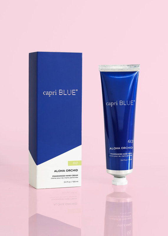 Capri Blue Aloha Mini Hand Cream
