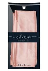 Kitsch Blush Satin Pillowcase