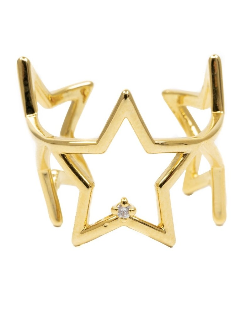 Bracha Shooting Star Ring