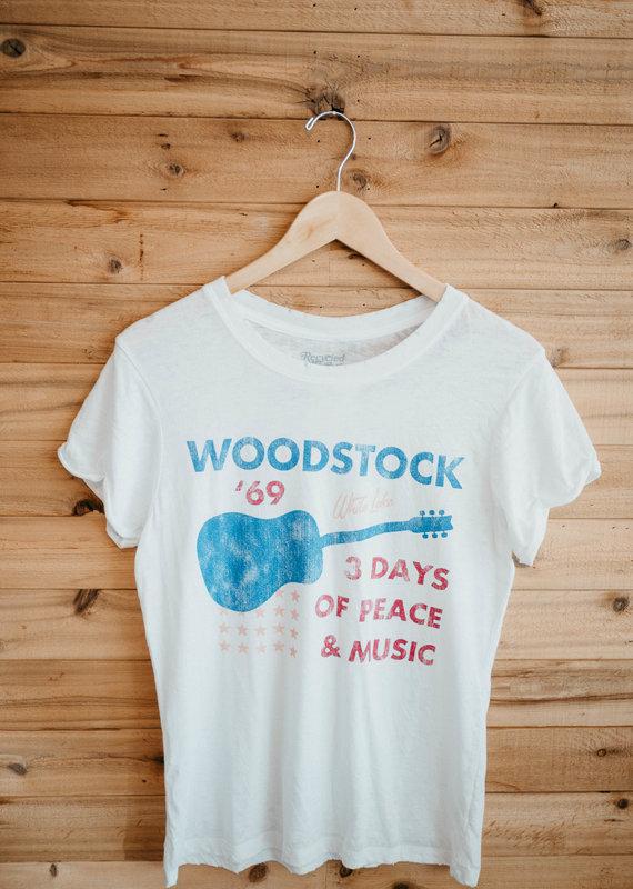 Recycled Karma Woodstock Tee