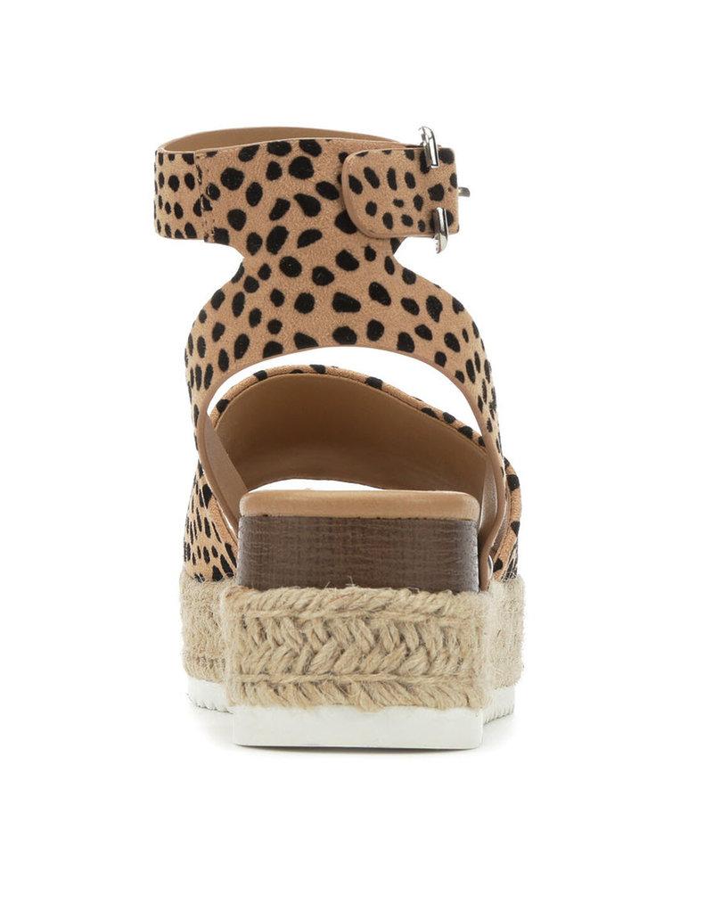 Topic Platform Sandals-Leo