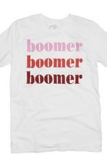 Boomer On Repeat Tee