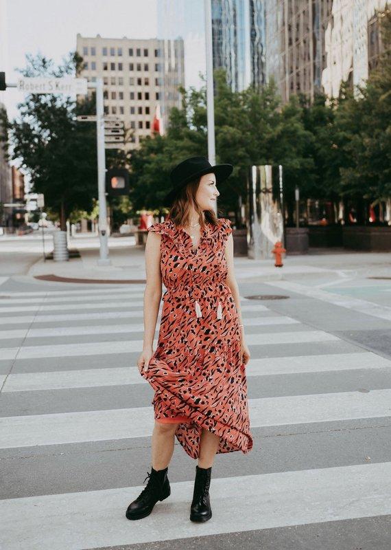 THML Temptress Maxi Dress