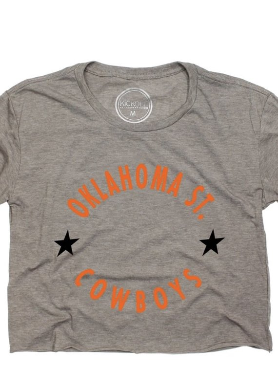 OSU Winner's Circle Crop Tee
