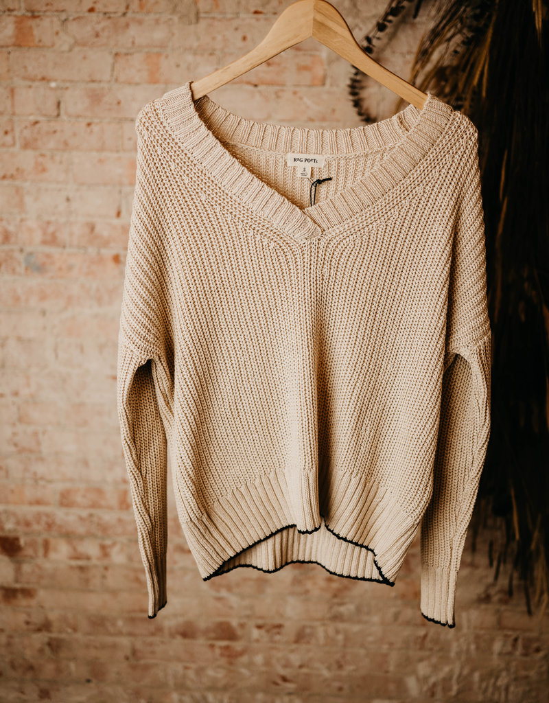 Rag Poets Bond Street Sweater