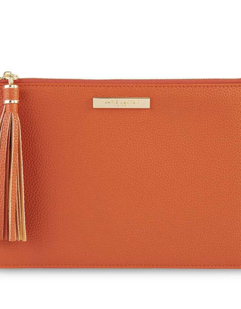 Tassel Pouch-Orange