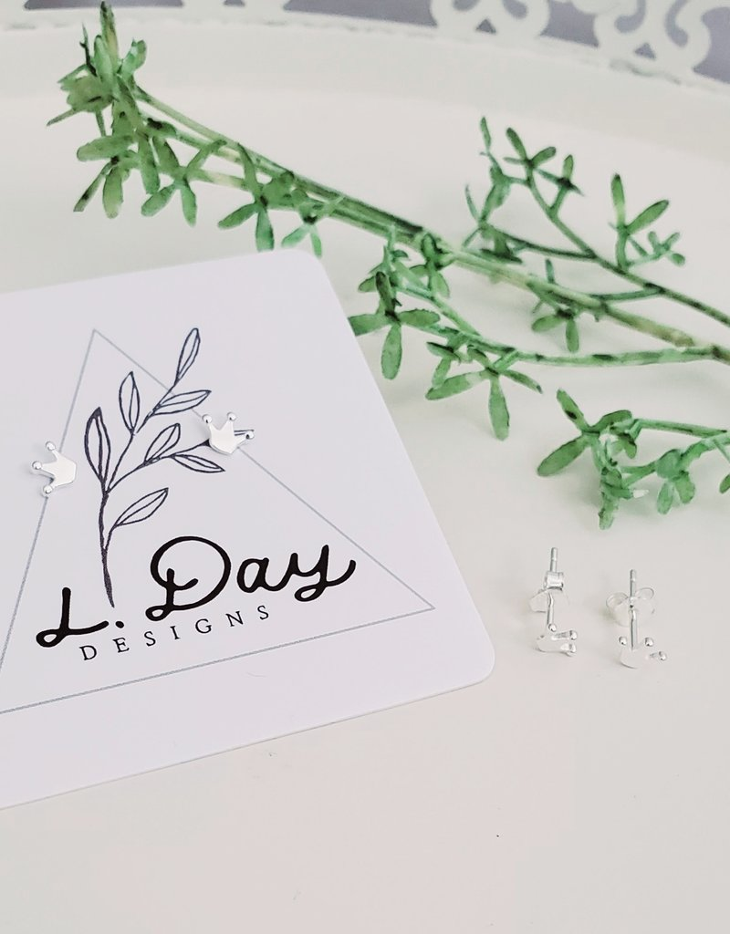 LDayDesigns Sterling Silver Tiara