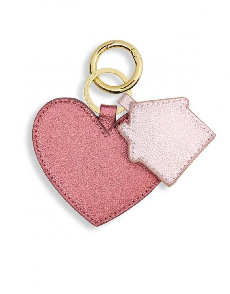 Heart & Home Keyring