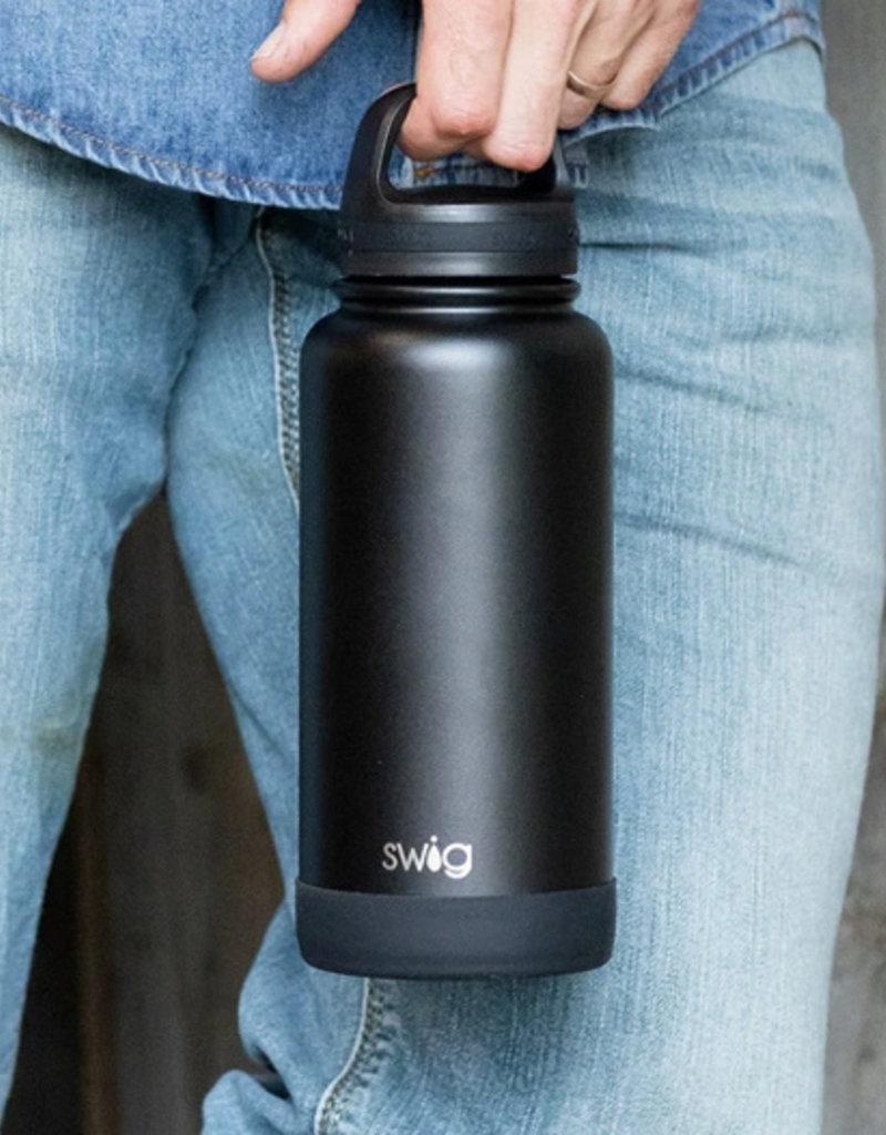 Matte Black 30oz Bottle