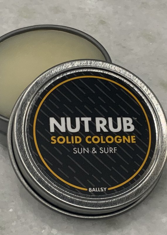Ballsy Nut Rub- Sun and Surf