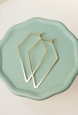 LDayDesigns Minimalist Diamond- Large