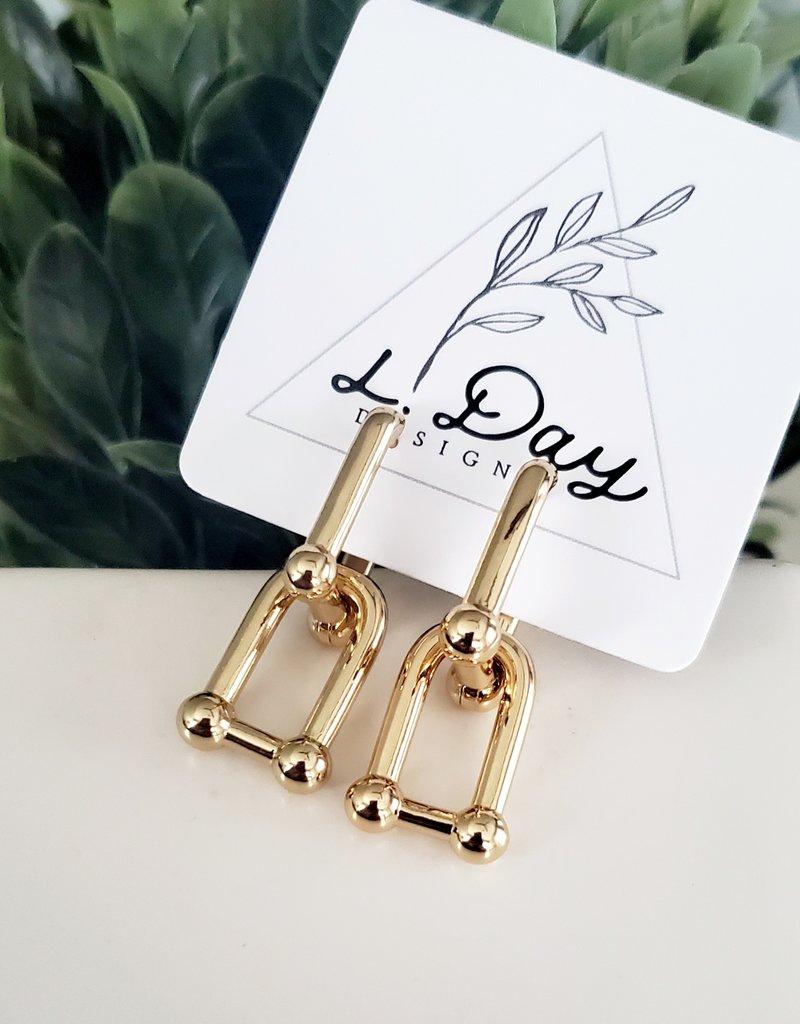LDayDesigns Unchained Earrings