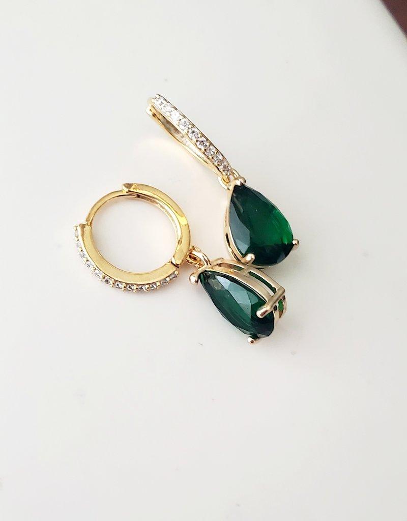 LDayDesigns Emerald & Crystal Hugs