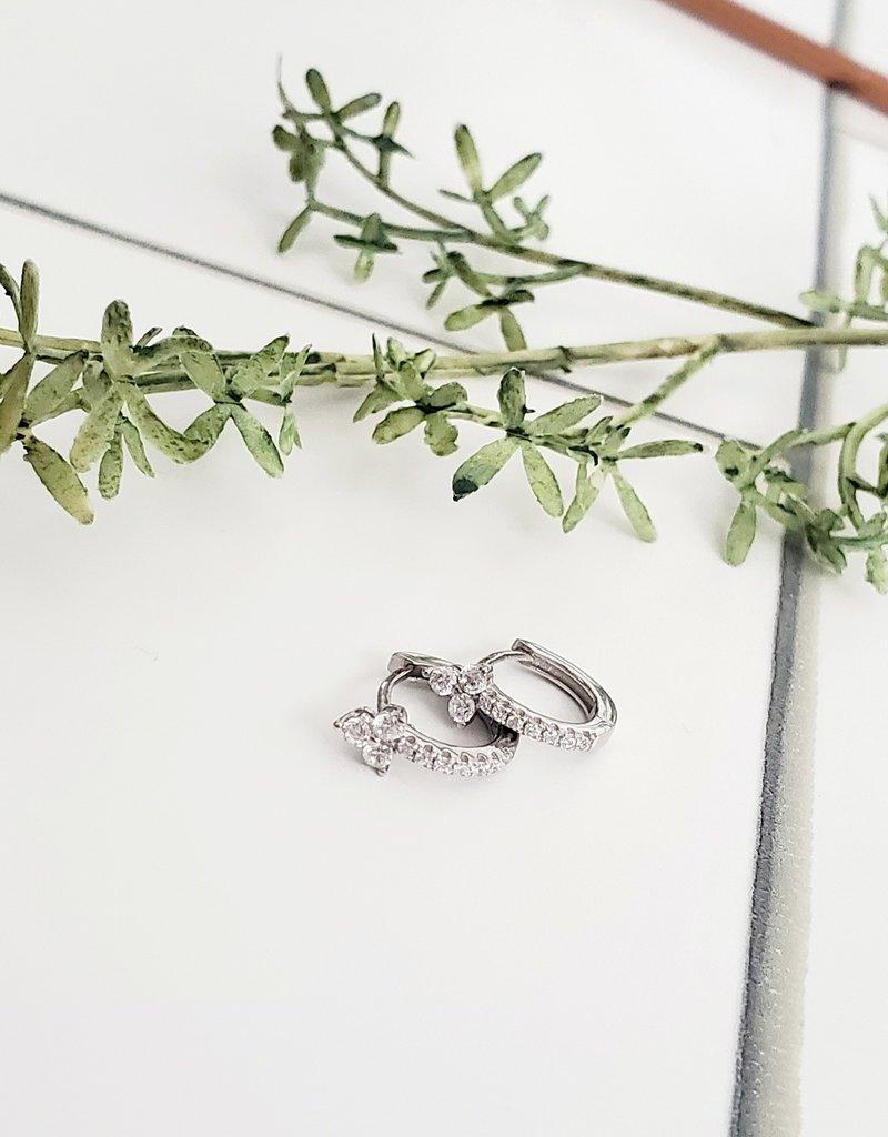 LDayDesigns Sterling Silver Ear Hugs