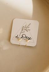 LDayDesigns Micro Butterfly Loop/Sterling Silver